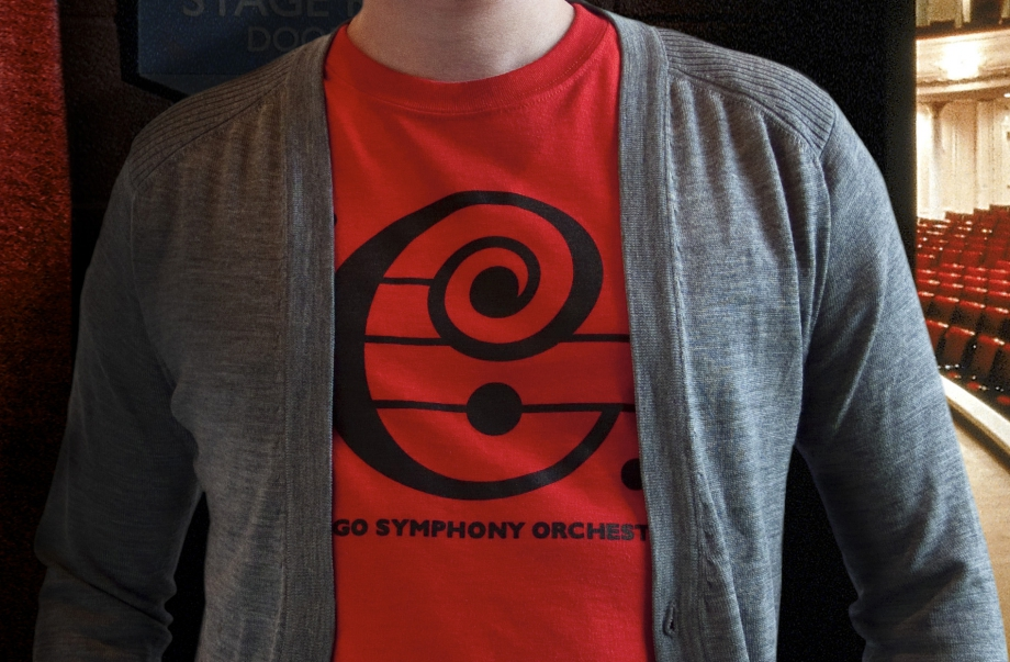 Chicago Symphony Orchestra: Typography as Music image 3