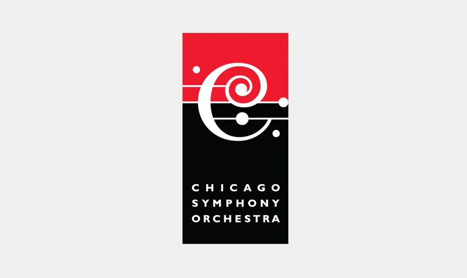 Chicago Symphony Orchestra: Typography as Music image 1