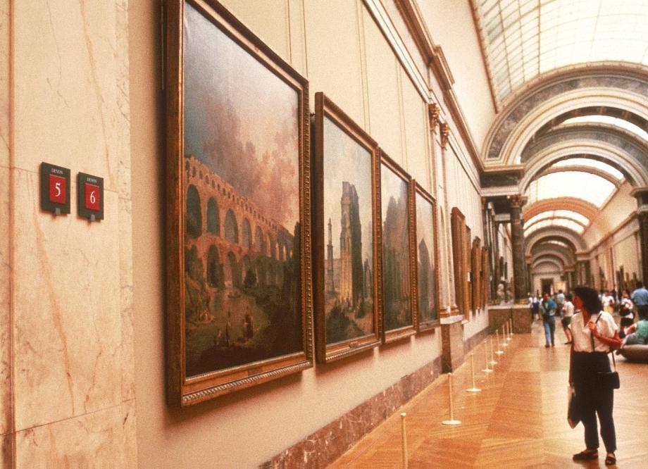 Musée du Louvre: A City of Art image 3